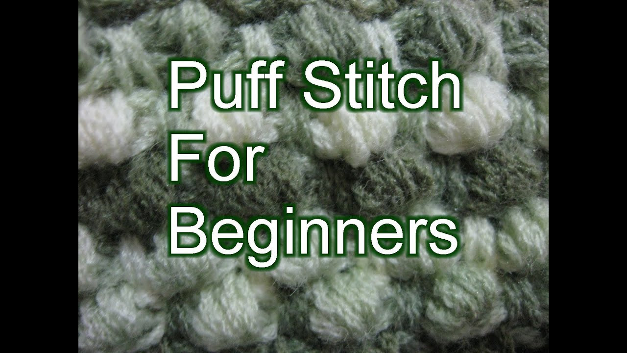 Best Of Crochet Puff Stitch Slow Motion Crochet Crochet Stitches Youtube Of Attractive 48 Images Crochet Stitches Youtube