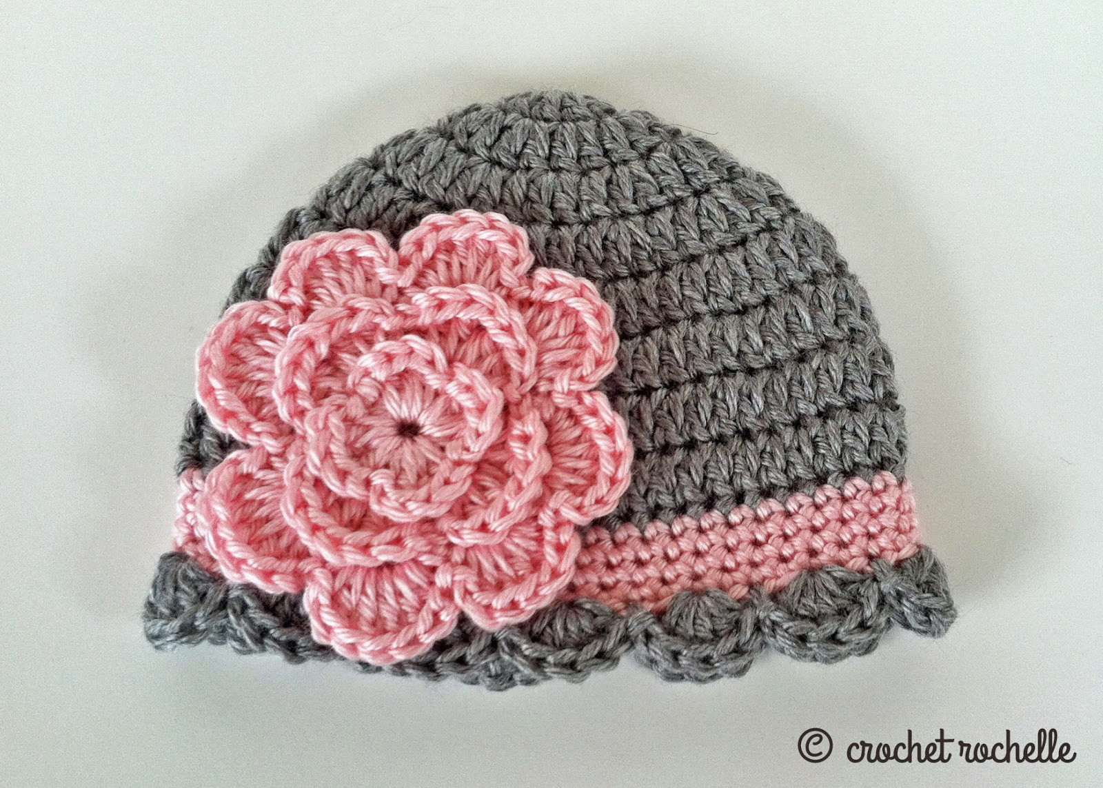 Best Of Crochet Rochelle Pretty Baby Beanie Crochet Baby Beanie Free Pattern Of Great 42 Pictures Crochet Baby Beanie Free Pattern