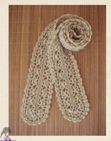 Best Of Crochet Scarf Lace Patterns Crochet Lace Scarf Pattern Of Great 44 Pictures Crochet Lace Scarf Pattern