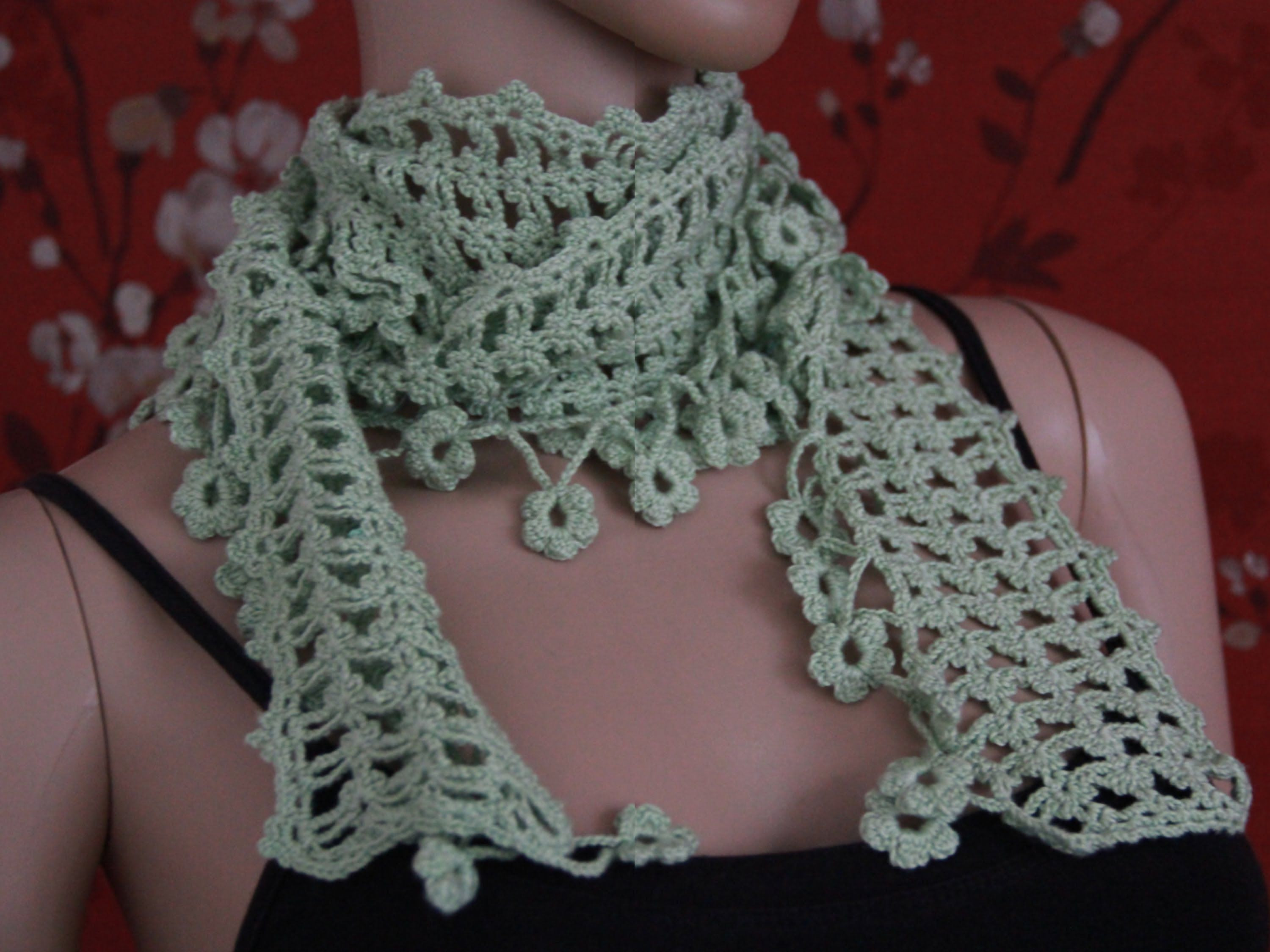 Best Of Crochet Scarf Tutorial Part 1 Of 4 Pattern 4 Crochet Shawl Tutorial Of Attractive 40 Ideas Crochet Shawl Tutorial