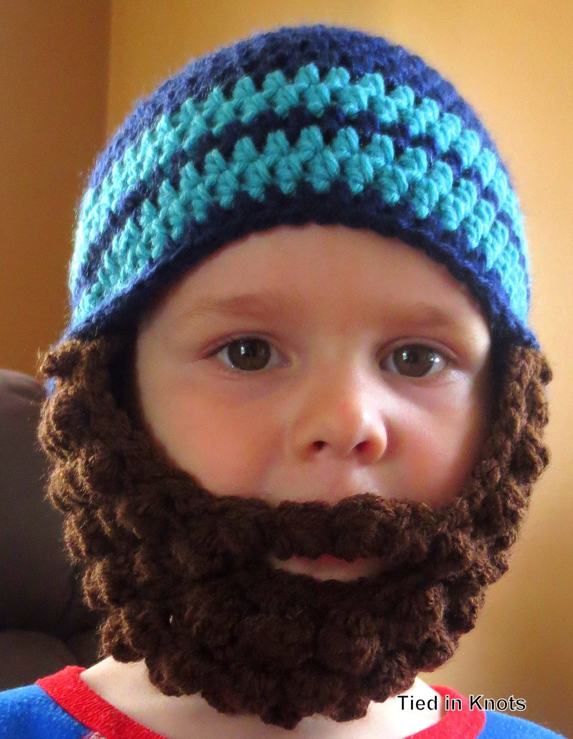 Best Of Crochet Striped Bearded Beanie Hat with Detachable Beard for Crochet Beard Hat Of Charming 44 Models Crochet Beard Hat