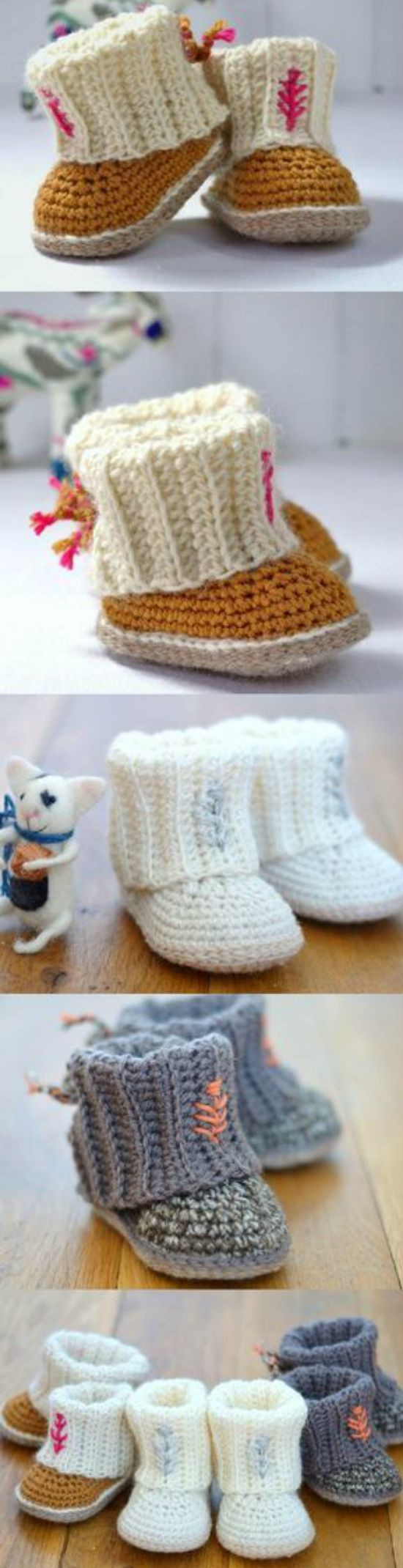 Best Of Crochet Ugg Booties Pattern Free Easy Video Tutorial Crochet Ugg Of New 40 Ideas Crochet Ugg