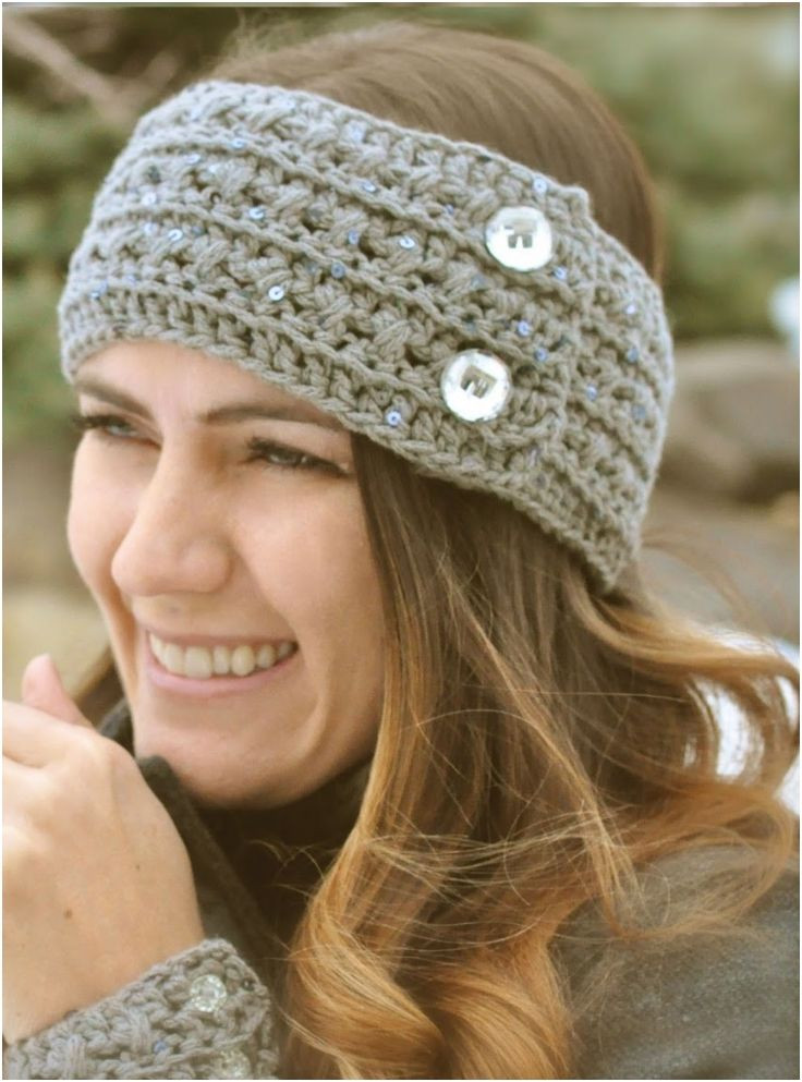 Best Of Crochet Winter Headband Pattern Knit Winter Headband Of Charming 42 Pictures Knit Winter Headband
