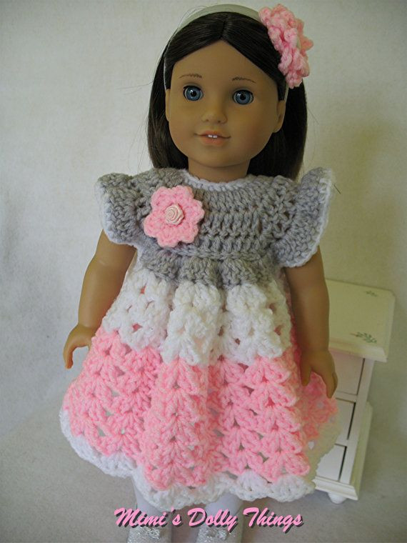 Best Of Crocheted Doll Clothes for 18 Inch Dolls Including Free Crochet Patterns for American Girl Dolls Clothes Of Adorable 50 Pictures Free Crochet Patterns for American Girl Dolls Clothes