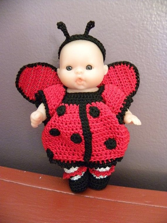 Best Of Crocheted Doll Dress Patterns Browse Patterns Free Crochet Doll Dress Patterns Of Top 50 Photos Free Crochet Doll Dress Patterns