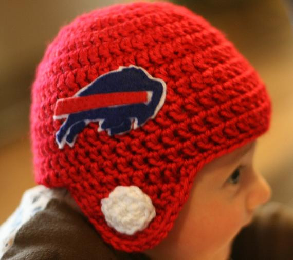 Best Of Crocheted Football Helmet Baby Beanie You Choose Team and Size Crochet Football Helmets Of Lovely 48 Pics Crochet Football Helmets
