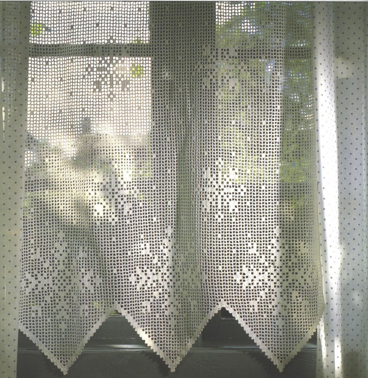 Best Of Curtains In Crochet On Pinterest Free Crochet Curtain Patterns Of Attractive 50 Models Free Crochet Curtain Patterns