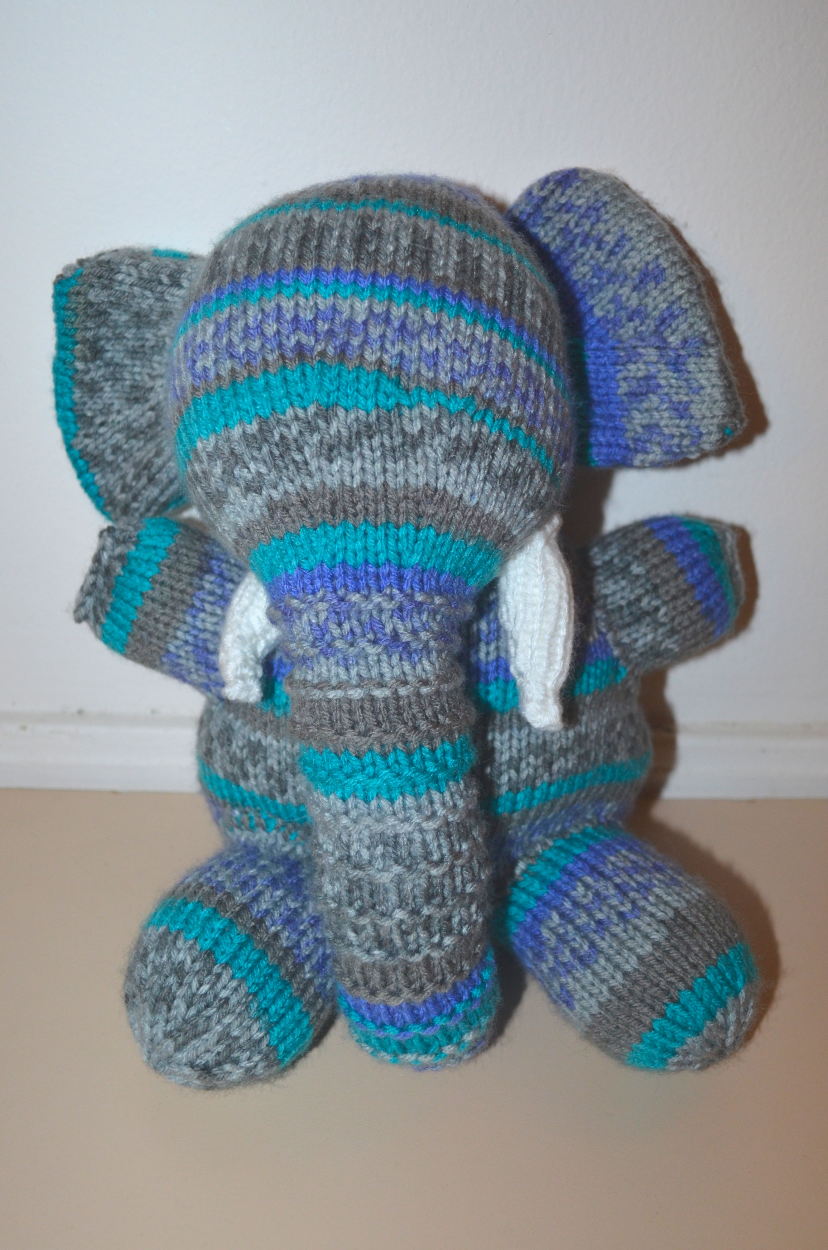 Best Of Custom Knit Elephant Stuffed Animal Knit Stuffed Animals Of Beautiful 47 Pics Knit Stuffed Animals