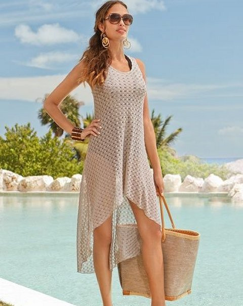 Best Of Cute Crochet Beach Dresses 2015 White Crochet Beach Dress Of Brilliant 42 Pics White Crochet Beach Dress