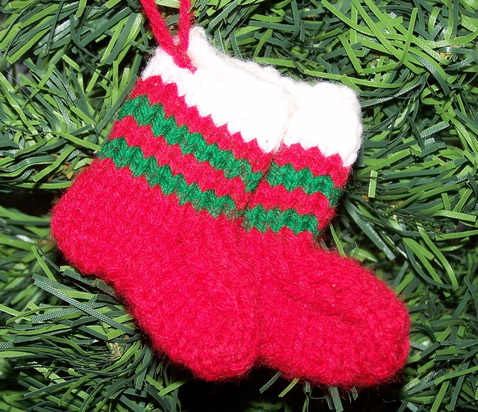 Best Of Damsel Quilts & Crafts Little Knitted Stocking ornaments Knitted Christmas ornaments Of Incredible 50 Models Knitted Christmas ornaments