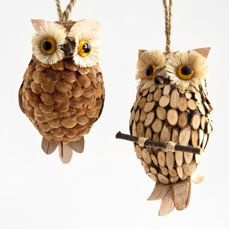 Best Of Decking the Halls Mnn Style 2011 Edition Owl Christmas Decorations Of Delightful 49 Pics Owl Christmas Decorations