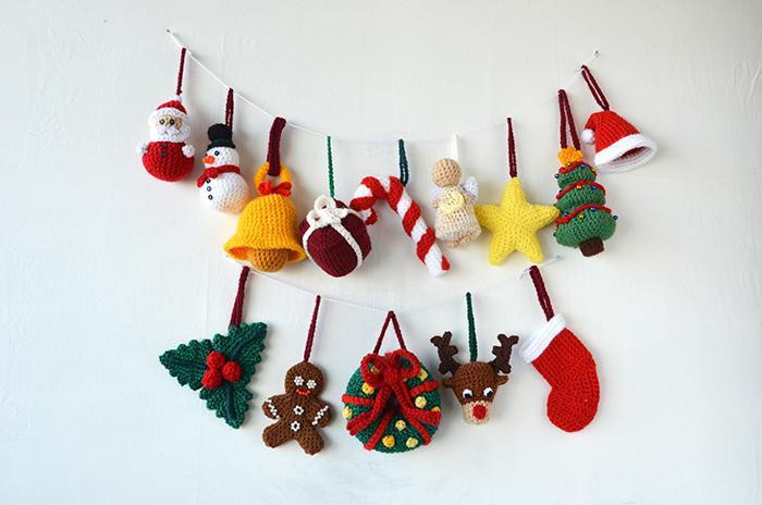 Best Of Decor to Turn Your Home Into A Crochet Christmas Wonderland Crochet Christmas ornaments Patterns Of Unique 47 Pics Crochet Christmas ornaments Patterns