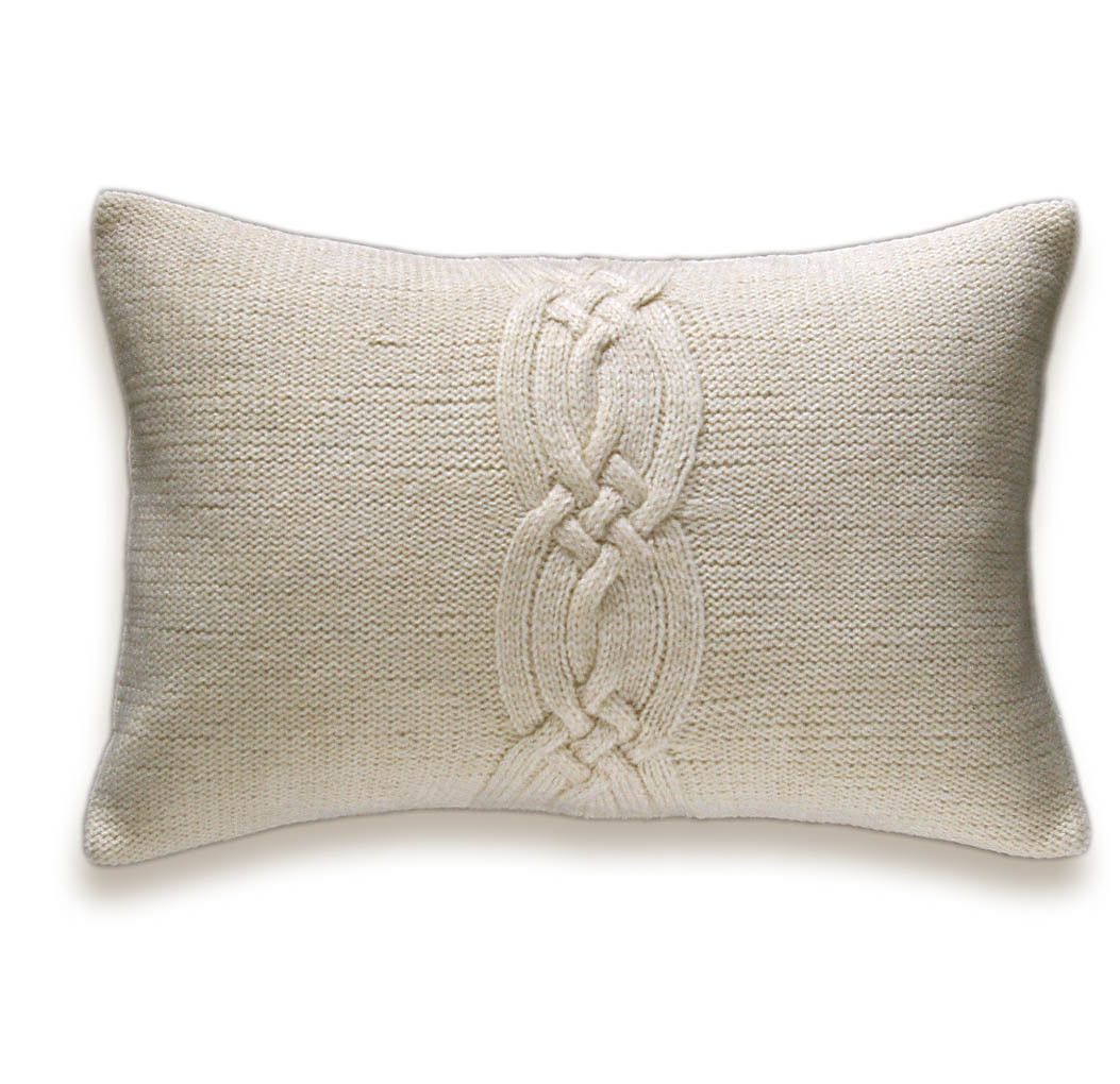 Best Of Decorative Cable Knit Pillow Cover In Ivory F White Cream Cable Knit Throw Pillow Of Great 48 Ideas Cable Knit Throw Pillow