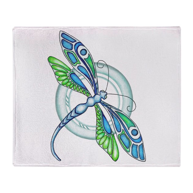 Best Of Decorative Dragonfly Throw Blanket by Everiris Dragonfly Blanket Of Incredible 45 Ideas Dragonfly Blanket