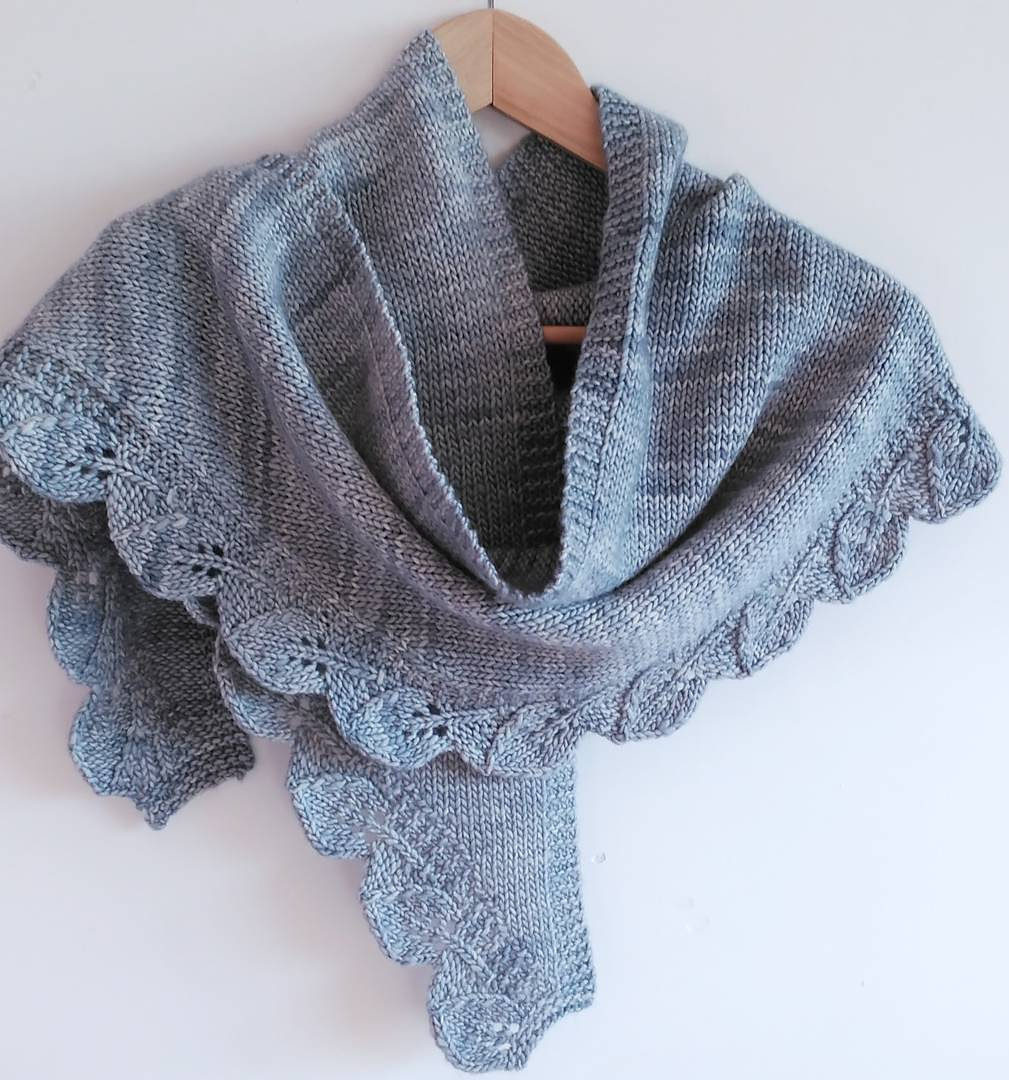 Best Of Decorative Edge Shawl and Scarf Knitting Patterns Knitted Wrap Pattern Of Adorable 40 Photos Knitted Wrap Pattern