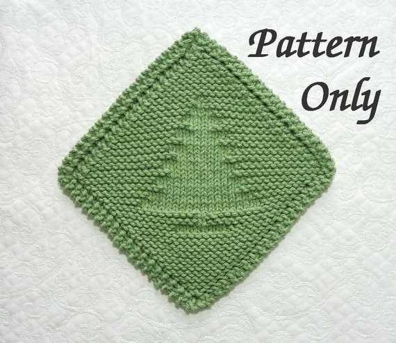 Best Of Diagonal Knit Christmas Tree Pattern Grandma S Favorite Knitted Dishcloth Patterns for Christmas Of Adorable 43 Pics Knitted Dishcloth Patterns for Christmas