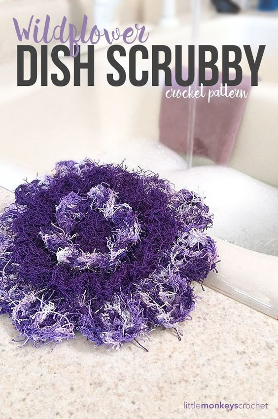 Best Of Dishes Crochet Patterns and Red Hearts On Pinterest Scrubby Yarn Crochet Pattern Of Superb 47 Pics Scrubby Yarn Crochet Pattern