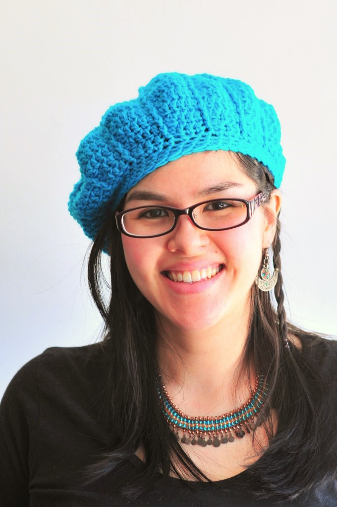 Best Of Diy Crochet Cable Beret and Free Pattern Crochet Beret Of Delightful 50 Models Crochet Beret