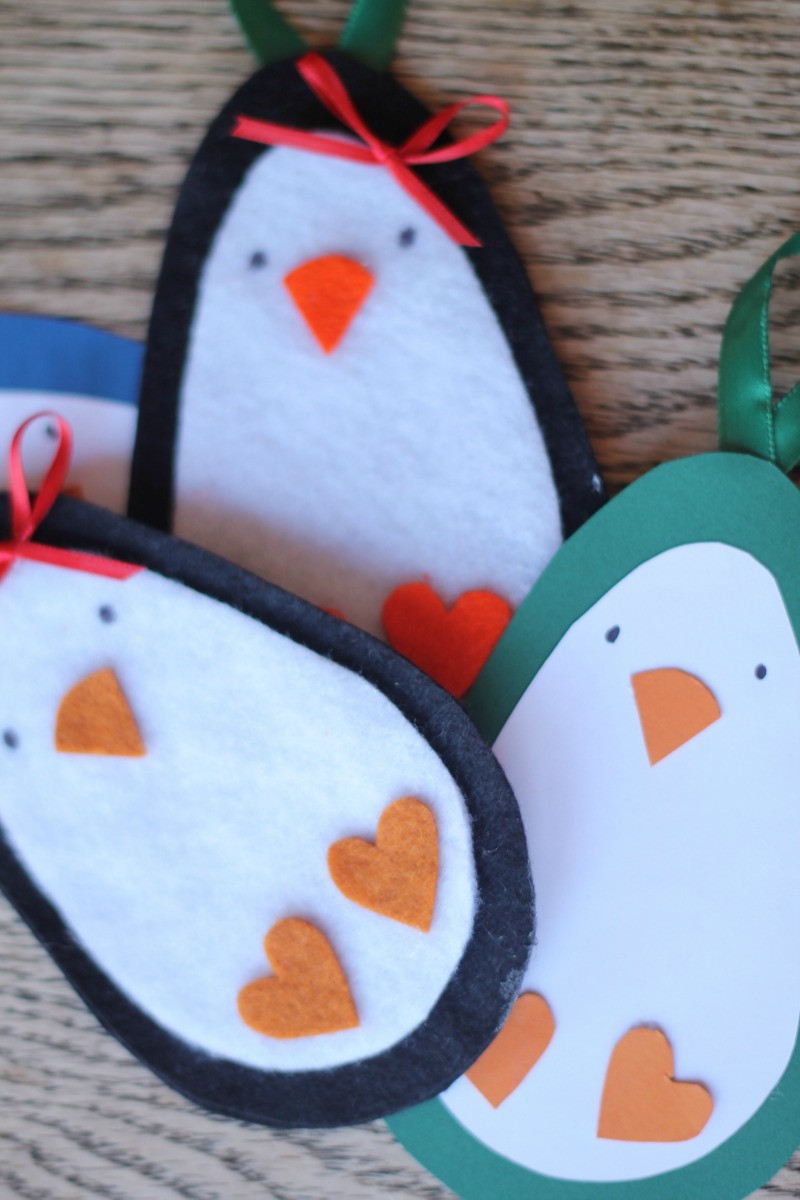 Best Of Diy ornaments & Penguin Gift Tags Crafts Unleashed Penguin Christmas ornaments Of Top 50 Models Penguin Christmas ornaments