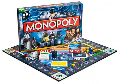 Best Of Doctor who Monopoly Neatorama Cool Monopoly Games Of Charming 45 Images Cool Monopoly Games