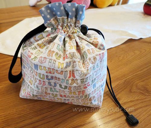 Best Of Drawstring Bag Tutorial Perfect for sock Knitting Project Bag Pattern Of Incredible 47 Models Project Bag Pattern