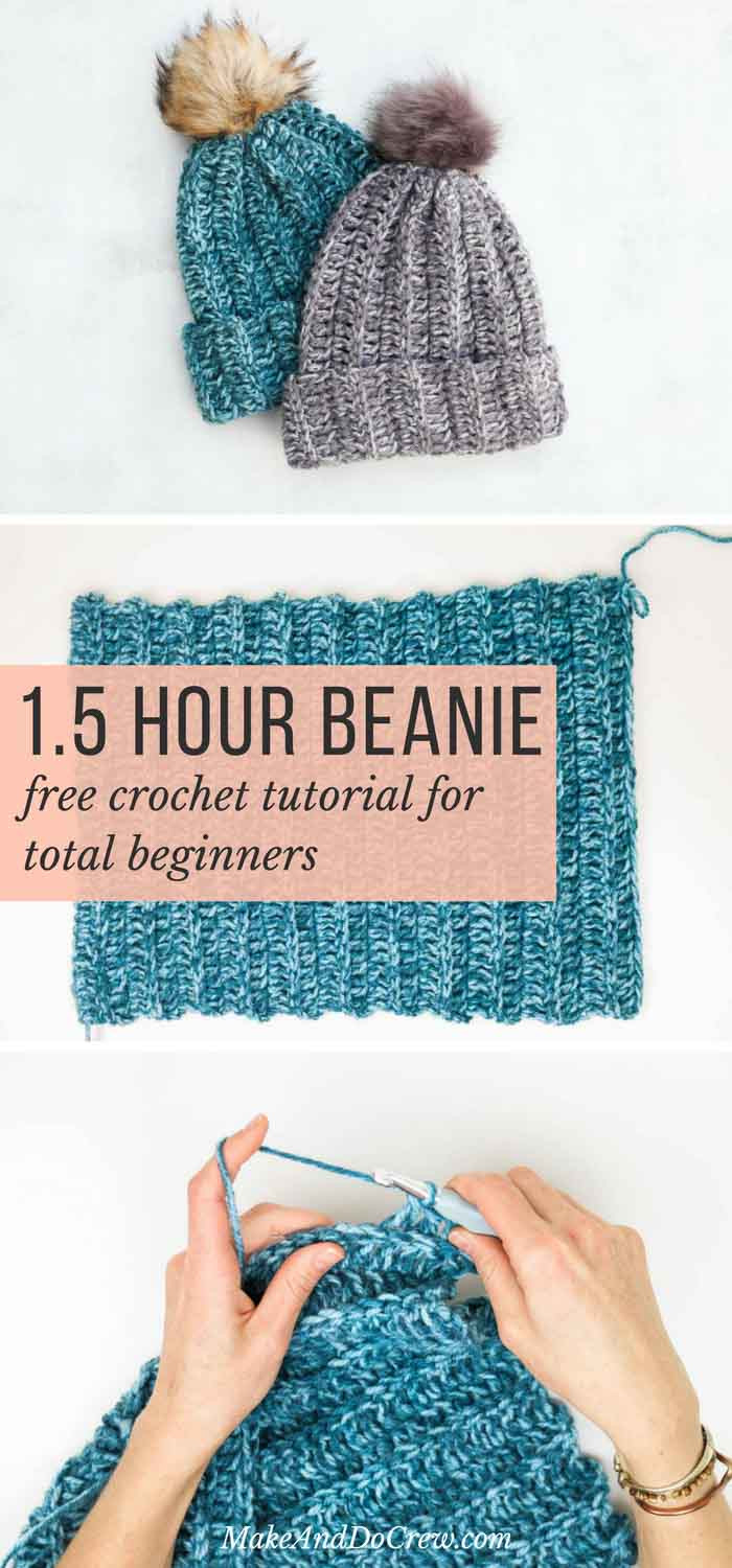 Best Of E Hour Free Crochet Hat Pattern for Beginners Video Crochet Tutorial for Beginners Of Fresh 44 Ideas Crochet Tutorial for Beginners