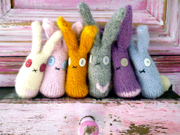 Best Of Easter Knitting Patterns Cute Rabbits Mollie Makes Knitted Bunny Pattern Of Unique 40 Pics Knitted Bunny Pattern