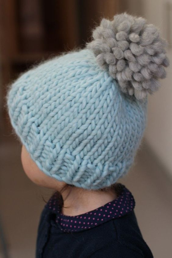 Best Of Easy Bobble Hat by Helen Stewart Free Beginners Hat Easy Knit Hat Of Brilliant 47 Pictures Easy Knit Hat