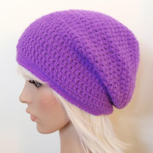 Best Of Easy Crochet Slouchy Beanie Free Crochet Slouchy Hat Patterns Of Amazing 50 Pictures Free Crochet Slouchy Hat Patterns