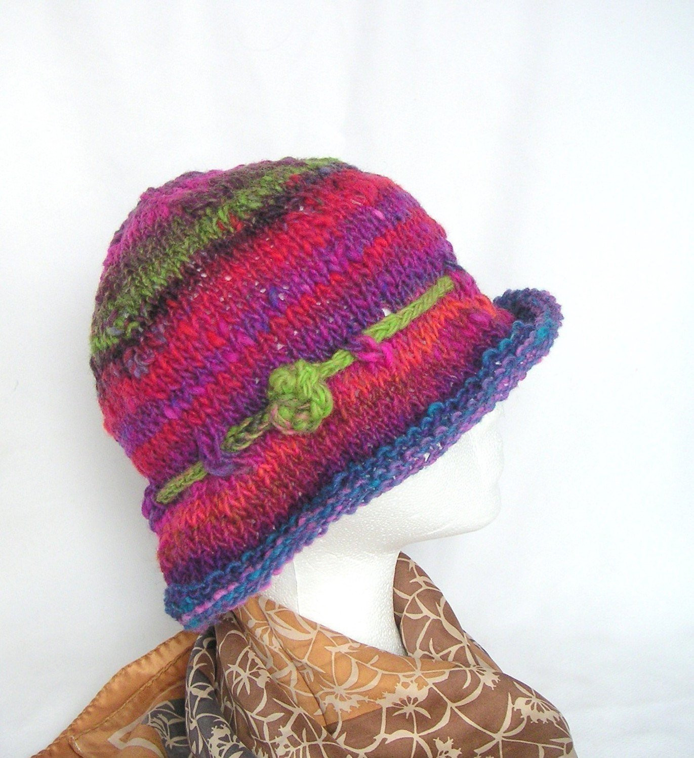 Easy Hat Knitting Patterns Pattern Collections