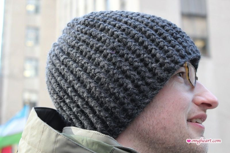 Best Of Easy Men S Crochet Hat Pattern Mens Knit Hat Pattern Free Of Incredible 50 Pictures Mens Knit Hat Pattern Free