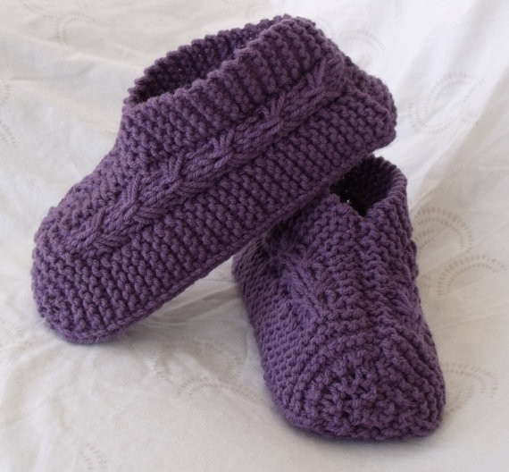 Best Of Easy to Knit Bow Slippers Knitting and Crochet Patterns Easy Crochet Slippers Free Pattern Of Perfect 46 Photos Easy Crochet Slippers Free Pattern
