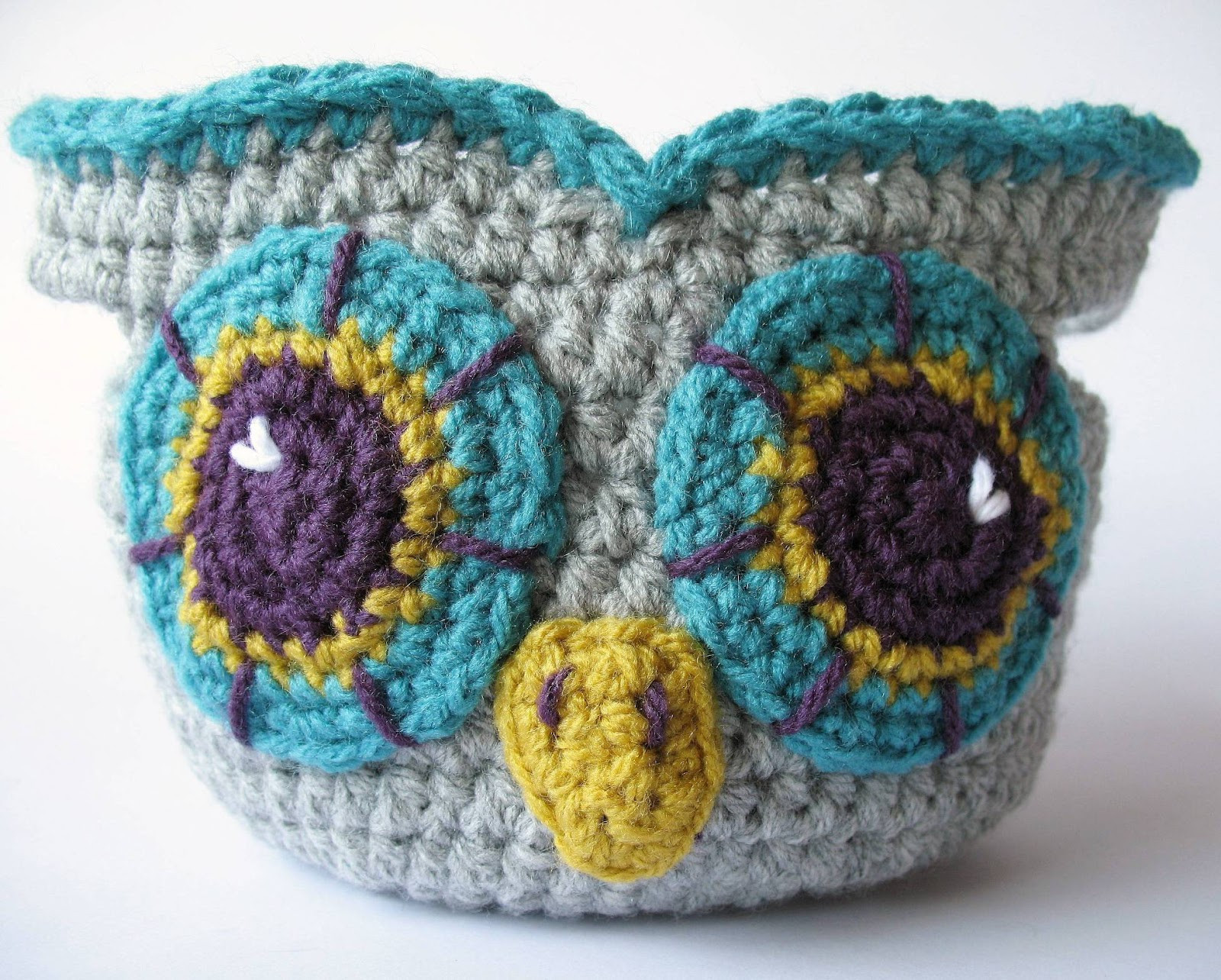 Best Of Eclectic Me Crochet Owl Basket Crochet Owl Basket Of Brilliant 47 Photos Crochet Owl Basket