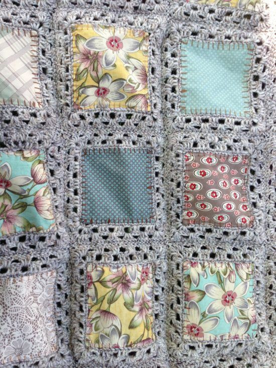 Best Of Fabric Crochet Quilt is the Project You Ve Been Looking Crochet Material Of Superb 44 Ideas Crochet Material