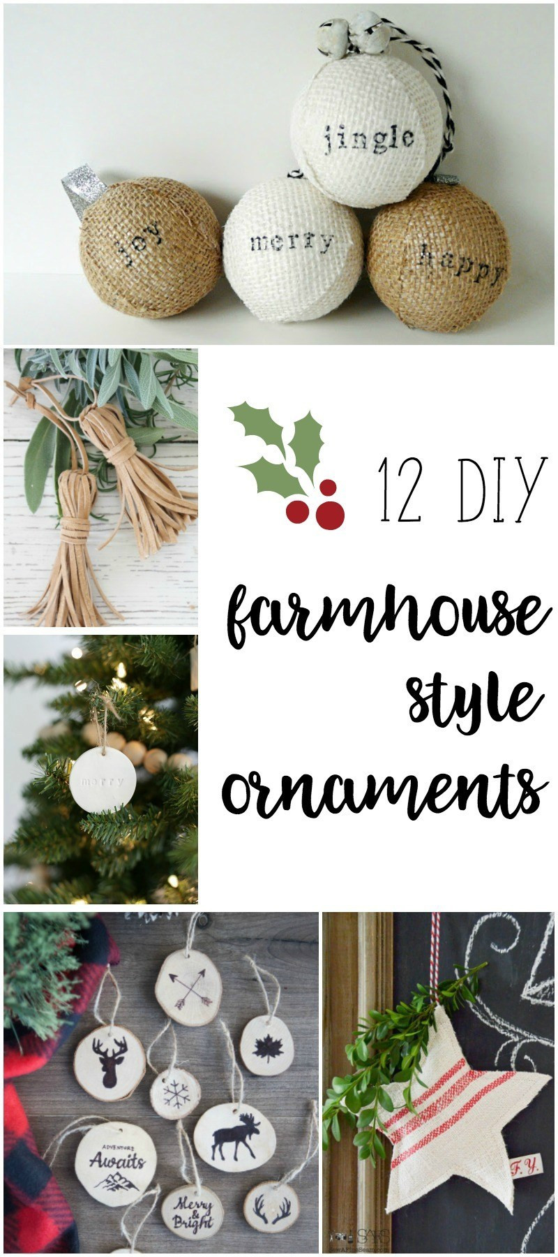 Best Of Farmhouse Style ornaments for Christmas Diy Xmas ornaments Of Amazing 50 Ideas Diy Xmas ornaments
