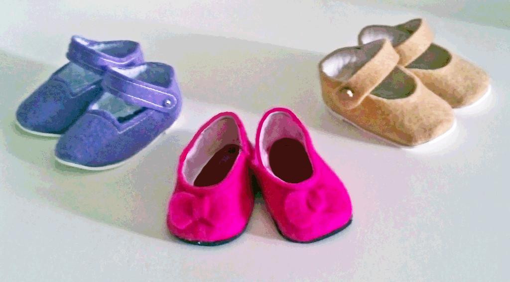 """Best Of Felt Shoe Pattern 18"""" Doll Size Like Ag by Morrisseydolls Ag Doll Shoes Of Superb 49 Photos Ag Doll Shoes"""