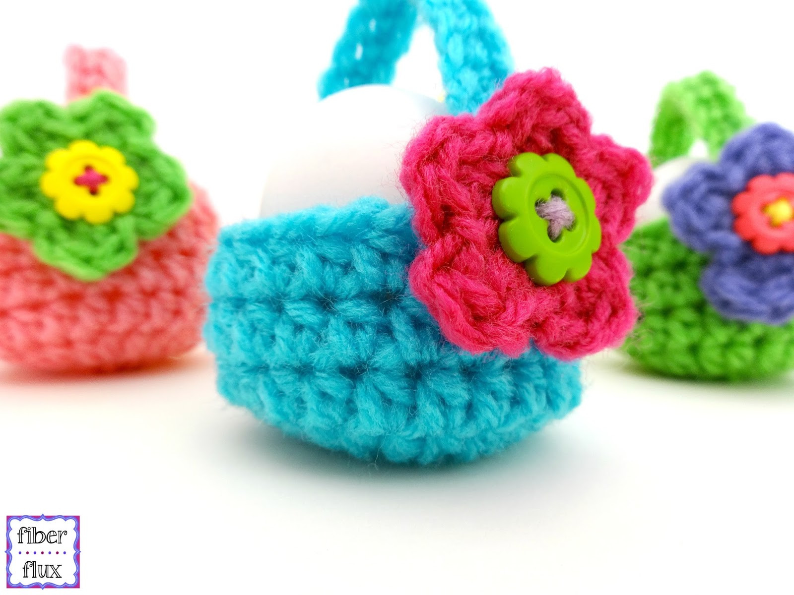 Best Of Fiber Flux Free Crochet Pattern Little Egg Baskets Sl St Crochet Of Innovative 46 Pics Sl St Crochet