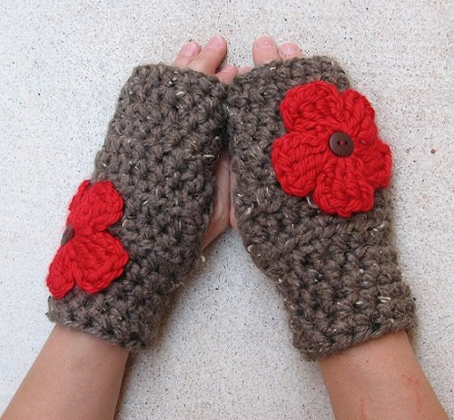 Best Of Fingerless Gloves with Flower Crochet Pattern Pdf Easy Easy Fingerless Gloves Crochet Pattern Of Innovative 49 Photos Easy Fingerless Gloves Crochet Pattern