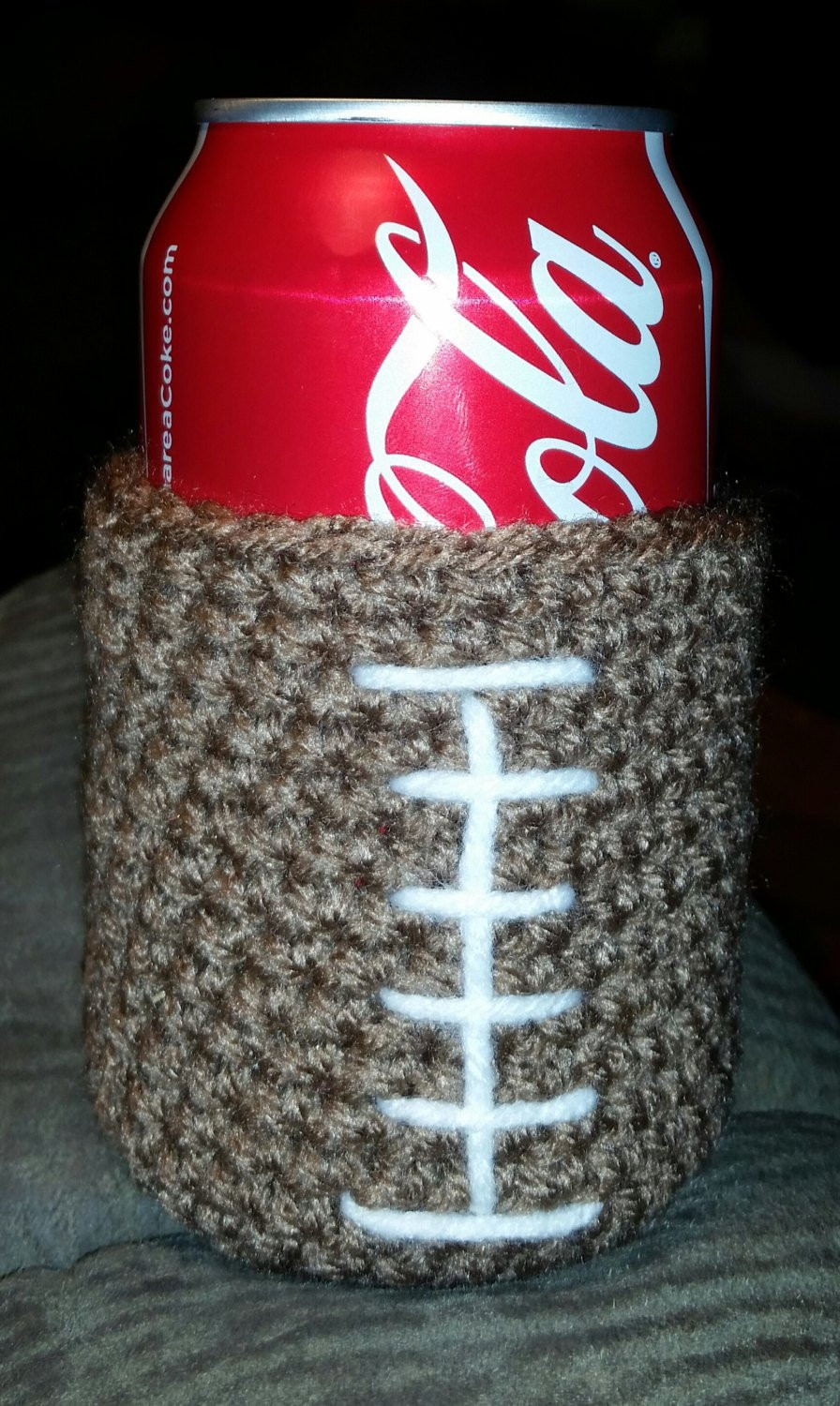 Best Of Football Crochet soda Can Cozy Can Cozy Of Wonderful 48 Pictures Can Cozy