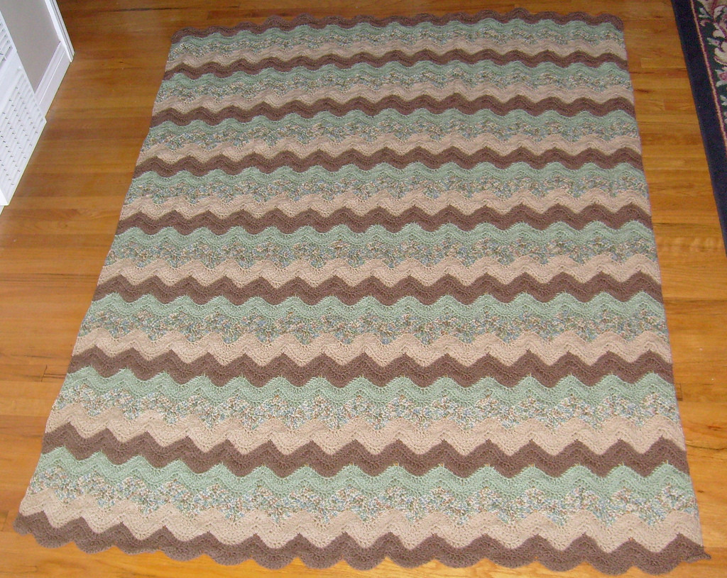 Best Of Francie Hazen Ocean Waves Afghan Crochet Crowd Baby Blanket Of Brilliant 40 Photos Crochet Crowd Baby Blanket