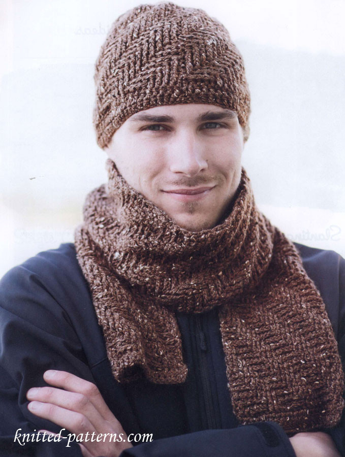 Best Of Free Crochet Men S Hat and Scarf Patterns Mens Crochet Hat Pattern Of Charming 48 Ideas Mens Crochet Hat Pattern
