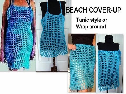 Best Of Free Crochet Pattern Beach Cover Up Crochet Cover Up Pattern Of Amazing 43 Ideas Crochet Cover Up Pattern