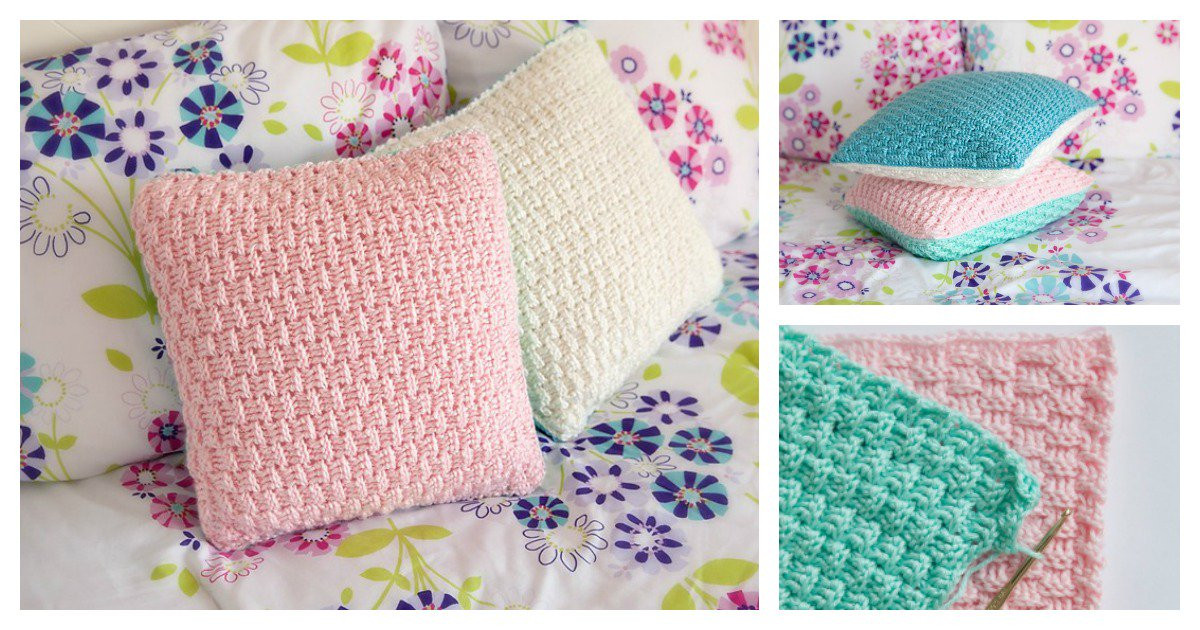Free Crochet Patterns Pillow Covers Dancox for
