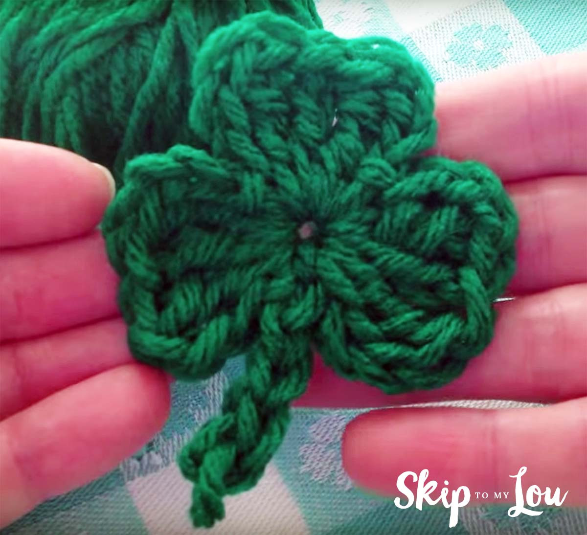 Best Of Free Crochet Shamrock Pattern with A Video Crochet Directions Of Lovely 43 Photos Crochet Directions