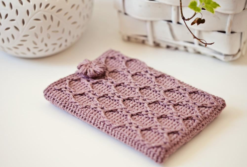 Best Of Free Crochet Tablet Case Patterns for Pads Kindle and Crochet Tablet Cover Of Delightful 46 Ideas Crochet Tablet Cover