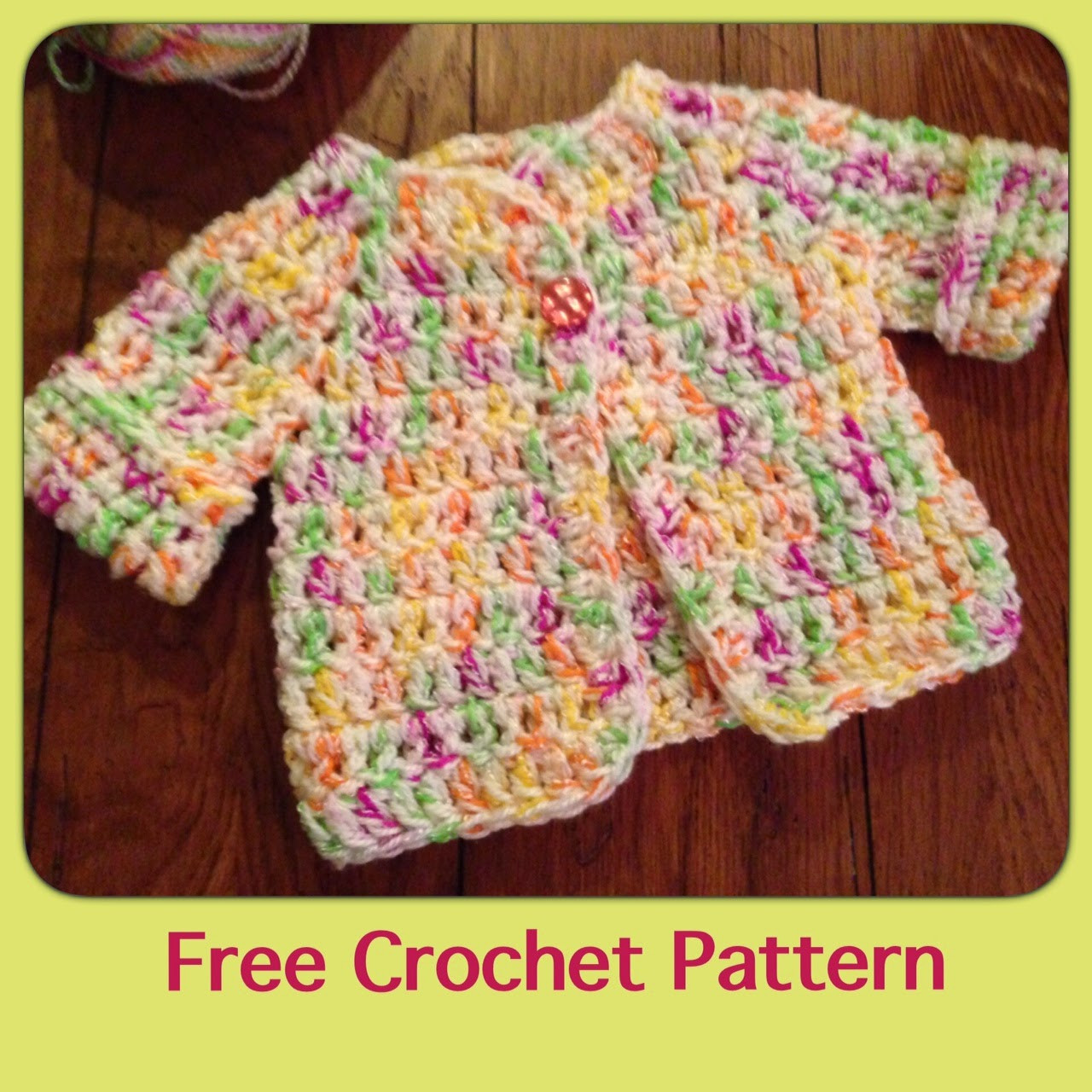 Best Of Free Crochet top Patterns Page 2 Free Crochet Baby Sweater Patterns Of Wonderful 40 Images Free Crochet Baby Sweater Patterns