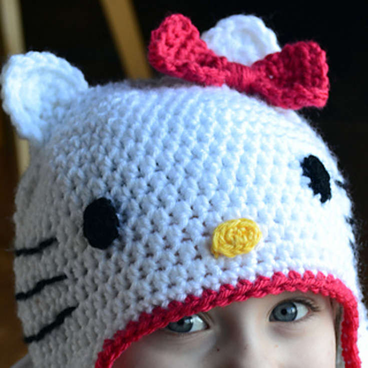 Best Of Free Hello Kitty Hat Crochet Pattern • Wixxl Hello Kitty Crochet Pattern Of Luxury 47 Images Hello Kitty Crochet Pattern