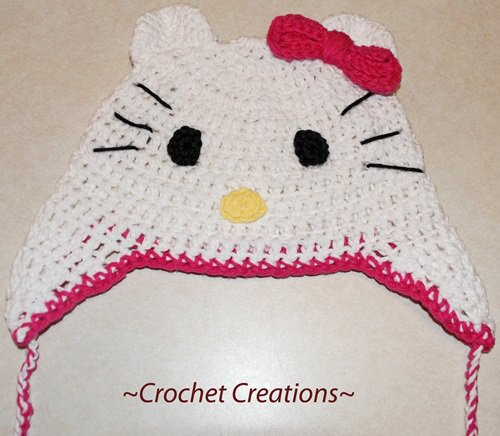 Best Of Free Kids Animal Hat Crochet Patterns for Dress Up Hello Kitty Crochet Pattern Of Luxury 47 Images Hello Kitty Crochet Pattern