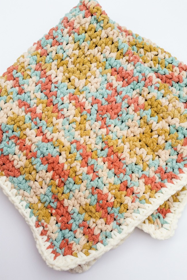 Best Of [free Pattern] Everyone In the House Will Fight Over This Fast Crochet Baby Blanket Of Fresh 40 Photos Fast Crochet Baby Blanket