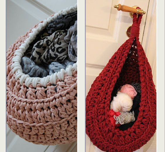 Best Of [free Pattern] This Hanging Basket Can Be Used for Crochet Hanging Basket Of Awesome 47 Photos Crochet Hanging Basket
